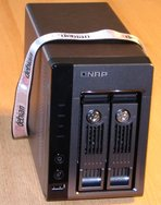 QNAP TS-219P