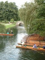 Cambridge and the river