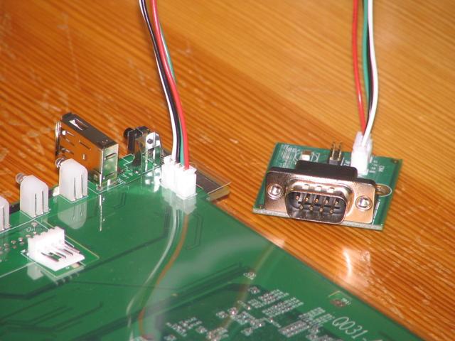 Serial console for QNAP TS-21x/TS-22x | Martin Michlmayr